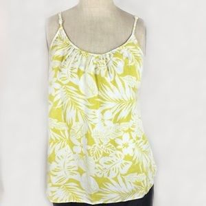 Tops - LOFT Linen Tank with Adjustable Straps